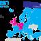 coutries western european platform