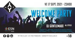 ESN Welcome Party